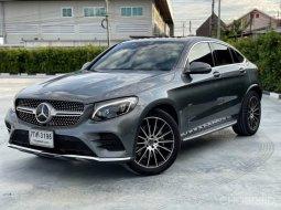 จองด่วน Mercedes-benz GLC250 Coupe AMG Plus 2018 ท๊อปสุดมือเดียวสวยจัด