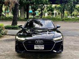 2019 Audi A7 3.0 55 TFSI quattro S line 4WD รถเก๋ง 4 ประตู รถสวย