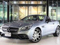 2018 Mercedes-Benz SLC 43 3.0 AMG รถเปิดประทุน รถสวย