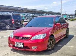 ขายรถ 2005 Honda CIVIC 1.7 VTi รถเก๋ง 4 ประตู