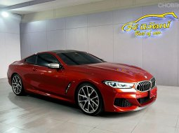 BMW M850I XDRIVE COUPE 4.4ลิตร V8 530SP (G15) 2020 A เบนซิน