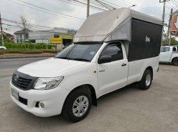 ขายรถมือสอง 2013 Toyota Hilux Vigo 2.7 J CNG รถกระบะ ตอนเดียว