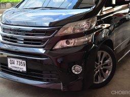 2009 Toyota VELLFIRE 2.4 V รถตู้/MPV ดาวน์ 0%