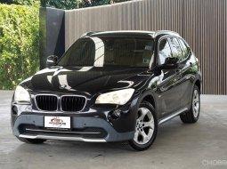 BMW X1 SDrive 1.8i เบนซิน 2.0 รถสวย สภาพดี ค่าบำรุงรักษาถูกกว่าดีเซลมาก