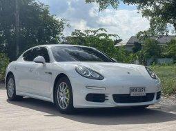 2014 Porsche Panamera S E-Hybrid รถมือเดียว จากศูนย์ AAS พร้อมประกันศูนย์ 9 ปี