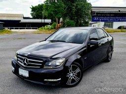 Mercedes-Benz C200 CGI BlueEfficiency 1.8 W204 Sedan  Year : 2014 รูปเพิ่มแอดไลน์ครับ