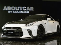 Nissan GT-R R35 Track Pack Edition Uk spec ปี 2013  รถมือเดียว ชุดแต่ง Top Secret