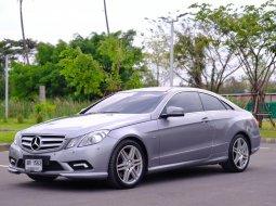 Benz E250 Coupe CGI AMG package สภาพใหม่มากกกก ปี2011
