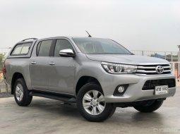 2015 Toyota Hilux Revo 4ประตู 2.8 G 4WD รถกระบะ ออกรถฟรี