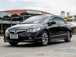 2010 Honda CIVIC 1.8 E i-VTEC ออกรถง่ายรถสวยไม่ชนหนัก เครดิตรดีฟรีดาวน์