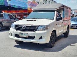 2015 Toyota Hilux Vigo 2.5 J STD รถกระบะ รถบ้านแท้