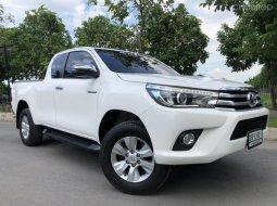 2017 Toyota Hilux Revo 2.4 E Plus 4WD รถกระบะ ออกรถฟรี