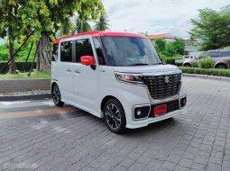 Suzuki Spacia 660 Custom Hybrid XS Turbo รถเก๋ง 5 ประตู AUTO 2020
