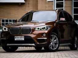 2015 BMW X1 2.0 sDrive18d xLine  รถบ้านมือเดียว