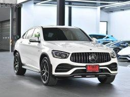 2021 Mercedes-Benz GLC43 3.0 AMG 4MATIC 4WD รถเก๋ง 5 ประตู รถสวย
