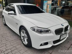 2014 BMW 520d 2 รถเก๋ง 4 ประตู รถบ้านมือเดียว