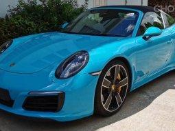 2017 Porsche CARRERA รวมทุกรุ่น รถเปิดประทุน รถสวย