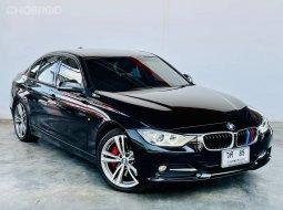 2014 BMW 320d 2.0 Sport รถเก๋ง 4 ประตู