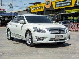 2013 Nissan TEANA 2.0 XL รถมือเดียว ไม่เคยติดแก๊ส (พิกัด ถนนเพชรเกษม หนองแขม อ้อมน้อย อ้อมใหญ่)