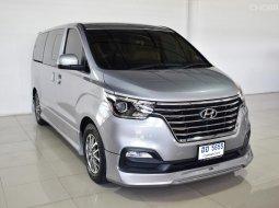HYUNDAI H1 2.5 VIP GRAND STAREX A/T 2019 GREY ฮฮ-5655
