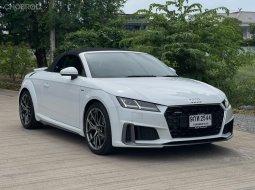 2020 Audi TT 2.0 45 TFSI Quattro S-line   รถเปิดประทุนสุด rare วิ่งน้อย ไมล์แท้ พร้อมประกันศูนย์ 5 ปี
