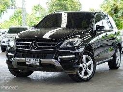 2013 Mercedes-Benz ML250 CDI 2.1 4WD SUV รถบ้านแท้