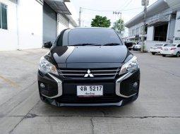 จองให้ทัน Mitsubishi Attrage 1.2 GLX ปี 2020 เกียร์ AT ออกรถ 0 บาท รถบ้านแท้ ๆ มือเดียว