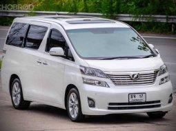 2010 Toyota VELLFIRE 2.4 V รถตู้/MPV