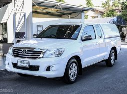 2015 Toyota Hilux Vigo 2.7 J CNG รถกระบะ รถสวย
