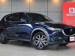 2018 Mazda CX-5 2.0 SP SUV AT เป็น MODEL ปัจจุบัน รุ่นTOPสุด รถยังอยู่ในการรับประกันจากศูนย์ B3442/7557