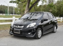 2013 Honda BRIO 1.2 Amaze V รถเก๋ง 4 ประตู