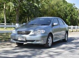 2006 Toyota Corolla Altis 1.6 E รถเก๋ง 4 ประตู