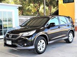 ฟรีดาวน์ รถ SUV Honda CRV 2.0 ขับ 4x4 รถสวยสดรับประกันไม่มีชน