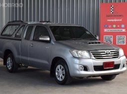 2015 Toyota Hilux Vigo 2.5 J รถกระบะ ฟรีดาวน์