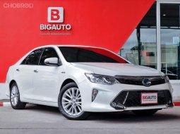2016 Toyota Camry 2.5 HB Premium Model Top สุดของรุ่น รายละเอียดตัวรถสมบูรณ์แบบครับ P4367