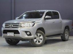 2017 Toyota Hilux Revo 2.4 E Prerunner รถกระบะ ผ่อนน้อย