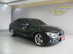 BMW 330E F30 ICONIC LCI 2019 สีดำ A Hybrid