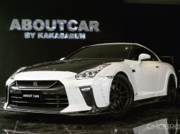 Nissan GT-R R35 Track Pack Edition Uk spec ปี 2013  รถมือเดียว  สีขาว