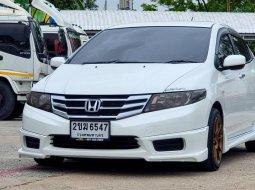 ขายรถมือสอง Honda city 1.5 V AT ปี 2013