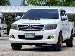 ขายรถมือสอง Toyota Hilux Vigo CAB 2.5 E MT ปี 2013