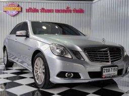 2010 Mercedes-Benz E250 CDI 2.1 Elegance รถเก๋ง 4 ประตู รถสวย