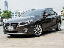 รถมือสอง 2015 Mazda 3 2.0 S รถเก๋ง 4 ประตู ฟรีดาวน์