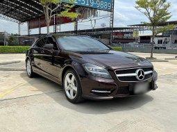 2011 Mercedes-Benz CLS350 3.5 V6 รถเก๋ง 4 ประตู
