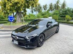 2019 Mercedes-Benz CLS53 3.0 AMG 4MATIC+ 4WD รถเก๋ง 2 ประตู รถบ้านแท้