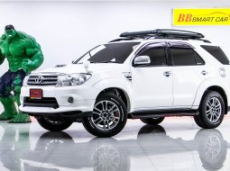 1S-142  Toyota Fortuner 3.0 V 4WD SUV ปี 2011