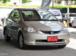 ขายรถ Honda CITY 1.5 E i-DSi ปี2003 รถเก๋ง 4 ประตู