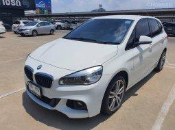 ขายรถมือสอง 2016 BMW 218i 1.5 Active Tourer รถเก๋ง 5 ประตู