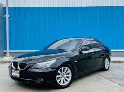 จองให้ทัน BMW E60 520D ปี10 สีดำ ดีเซล