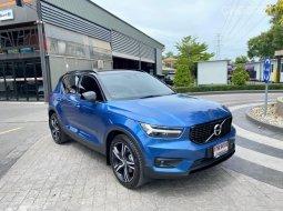 2019 Volvo XC40 2.0 T5 R-Design 4WD รถเก๋ง 5 ประตู รถบ้านมือเดียว