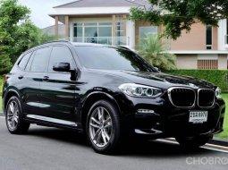 2019 BMW X3 2.0 xDrive20d 4WD รถเก๋ง 5 ประตู